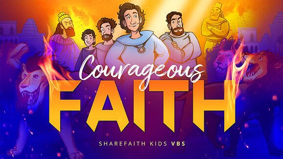Courageous Faith VBS-1