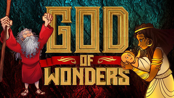 God of Wonders VBS-1