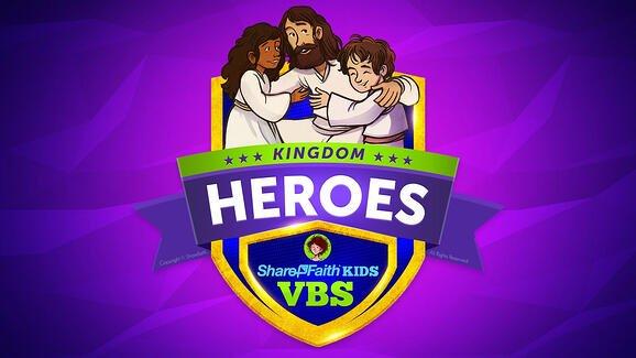 Kingdom Heroes VBS