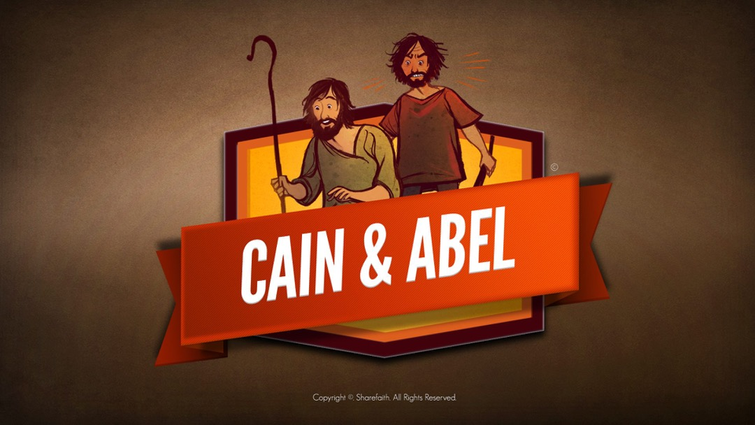 Genesis 4 Cain & Abel Bible Story for Kids
