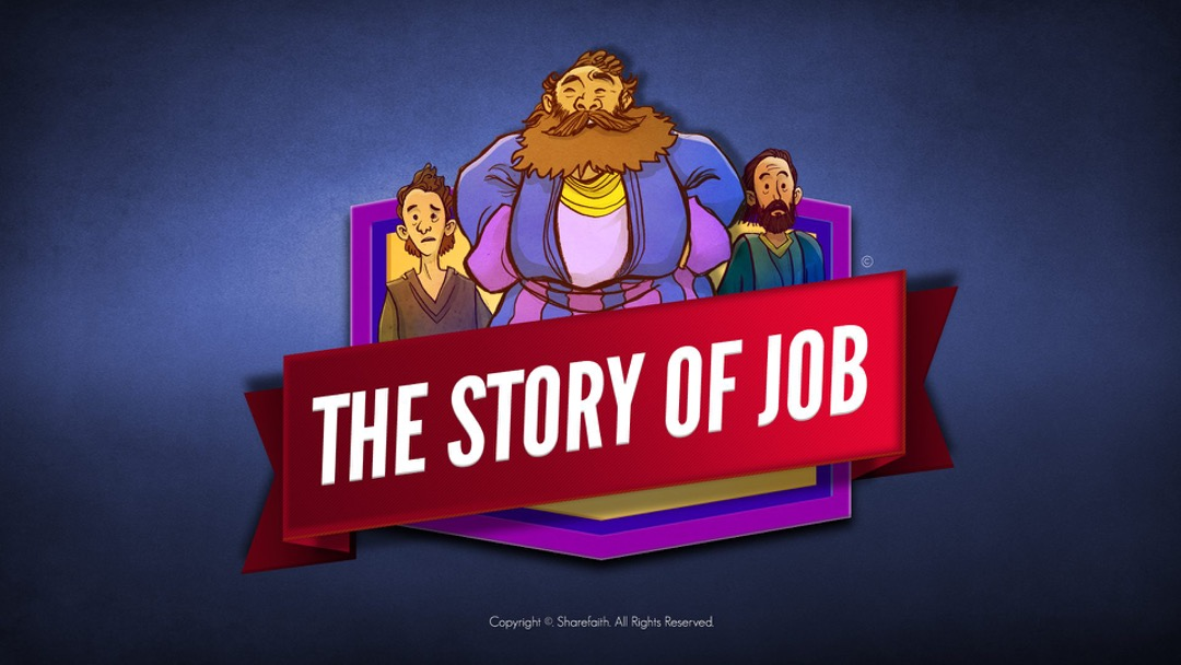 The Story of Job Bible Story for Kids